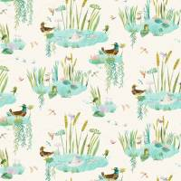 Duck Pond Fabric