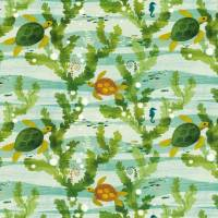 Turtle Reef Fabric