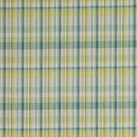 Rubra Check Fabric - Eden