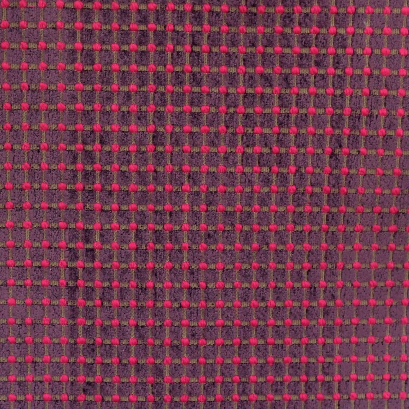 Curtains In Lorne Fabric Mulberry 7500 05 Romo Aran