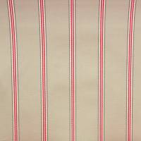 Oakham Fabric - Cranberry
