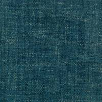 Lamont Fabric - Petrol Blue