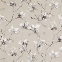 Saphira Embroidery Fabric - Slate