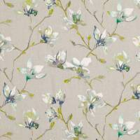 Saphira Embroidery Fabric - Jade