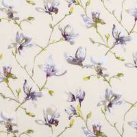 Saphira Embroidery Fabric - Mulberry