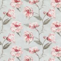 Japonica Embroidery Fabric - Pomelo