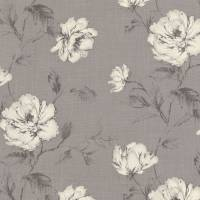 Cressida Fabric - Chinchilla