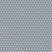 Hennell Fabric - Buxton Blue