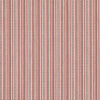 Ditton Fabric - Red Tulip