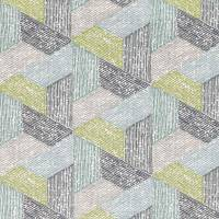 Escher Multi Fabric - Lovage