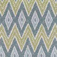 Sarouk Fabric - Lovage