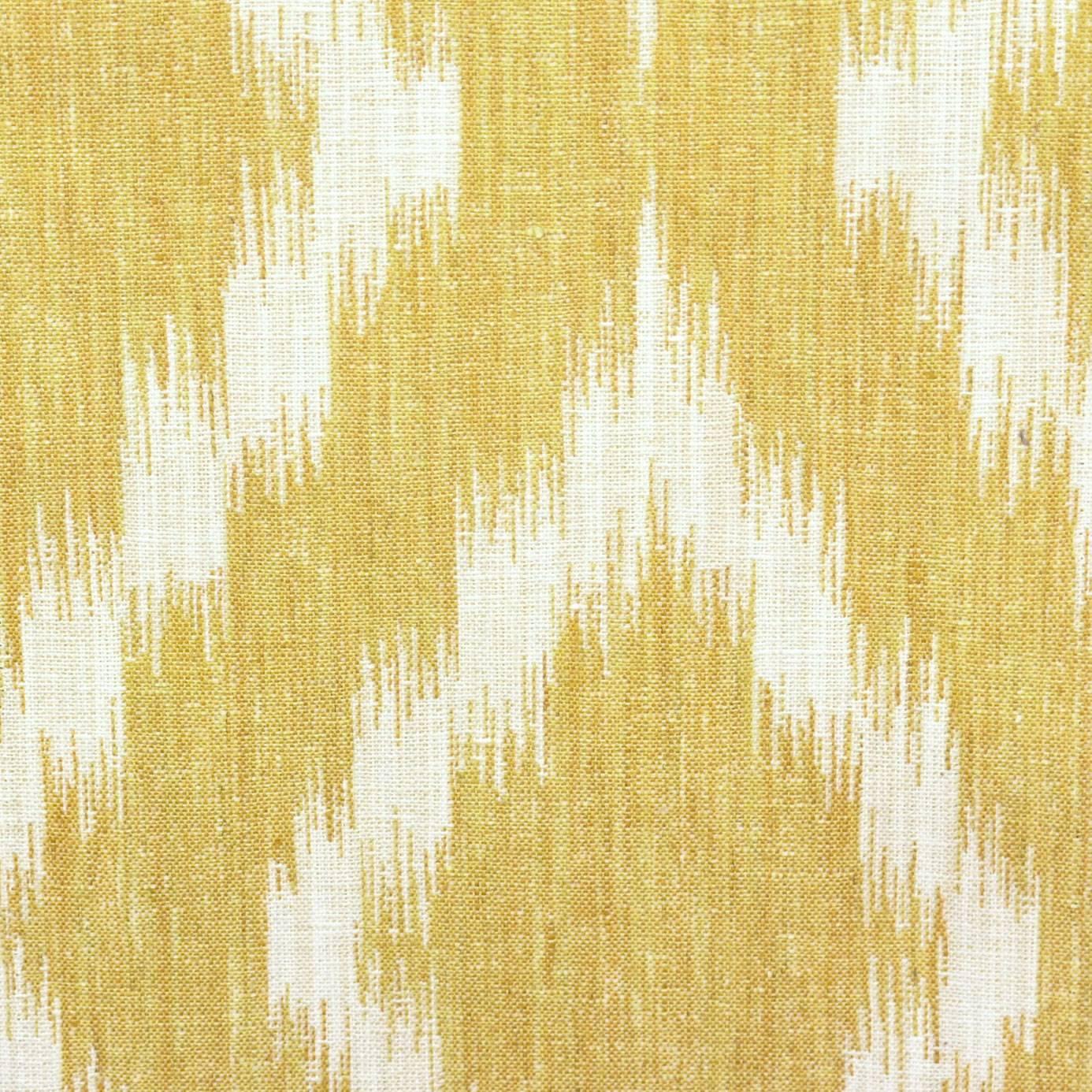 Roman Blinds In Zahira Fabric Maize 7634 07 Romo