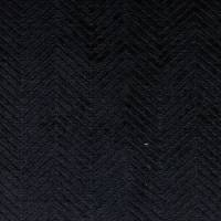 Orchidea Fabric - Black