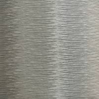 Lyra Stripe Fabric - Grey Slate