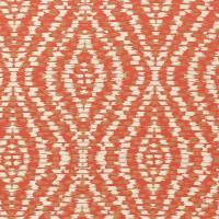Bagatelle Fabric - Cinnabar Red
