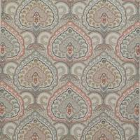 Fitzrovia Fabric - Pink Multi
