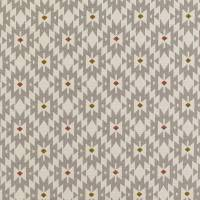 Piccadilly Fabric - Grey