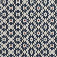 Piccadilly Fabric - Blue