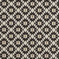 Piccadilly Fabric - Black
