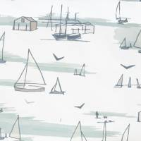Seashore Fabric - Blue
