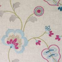 Chatsworth Fabric - Duckegg