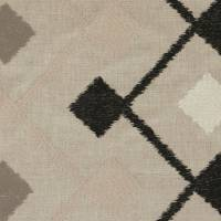 Bijar Fabric - Ebony