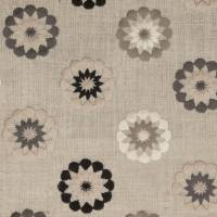 Shiraz Fabric - Ebony