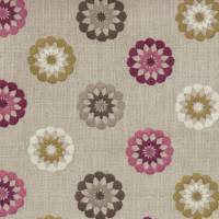 Shiraz Fabric - Berry