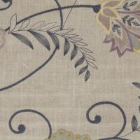 Bukhara Fabric - Heather