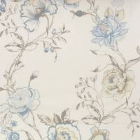 Clarisse Fabric - Wedgewood