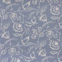 Marie Fabric - Wedgewood
