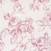 Delphine Fabric - Raspberry