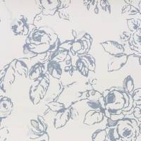 Delphine Fabric - Wedgewood