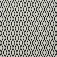 Brenna Fabric - Ebony