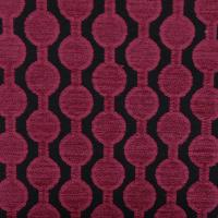 Lazzaro Fabric - Raspberry