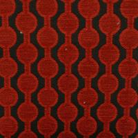 Lazzaro Fabric - Red