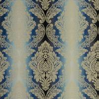 Ornato Fabric - Aqua