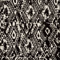 Izapa Fabric - Ebony