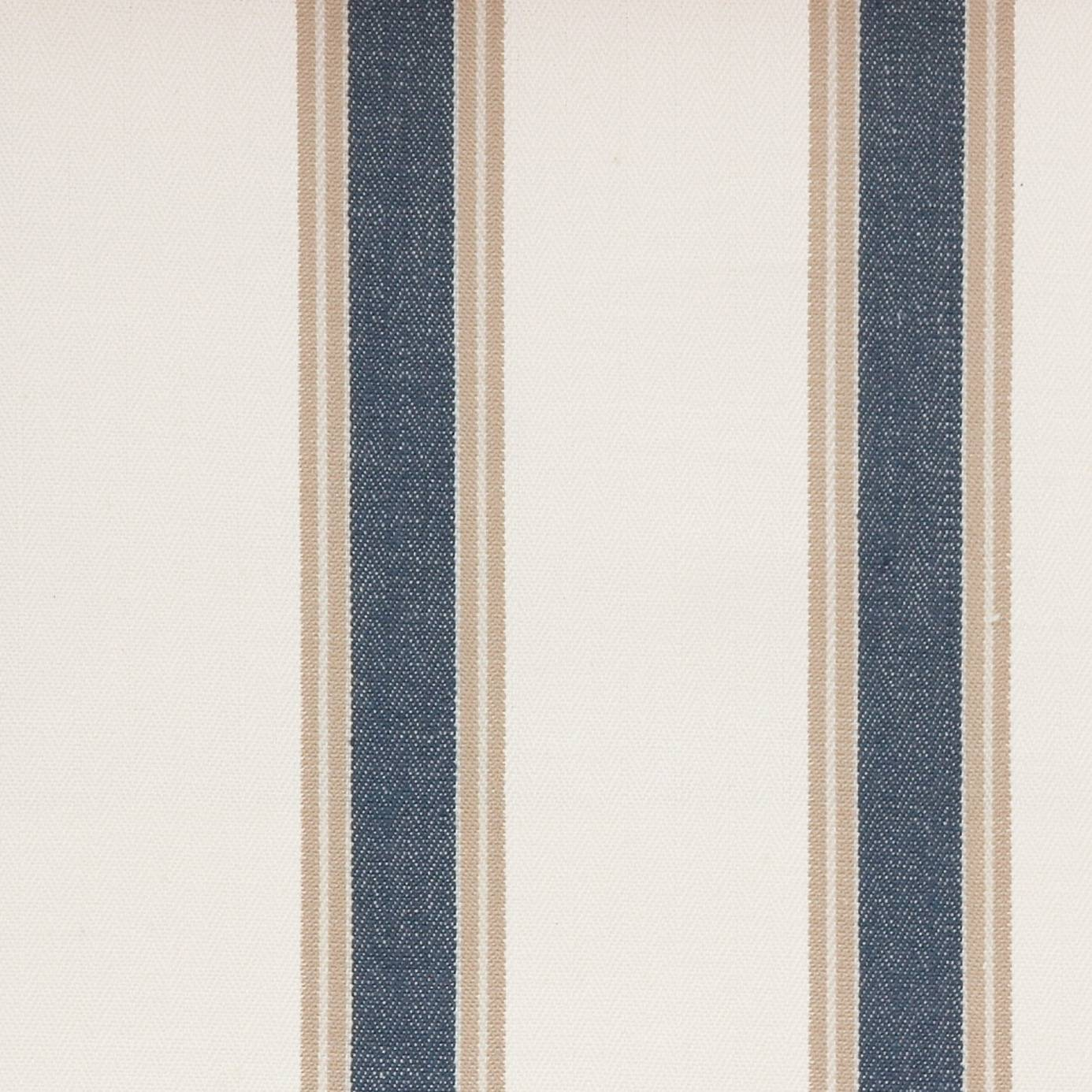 Oxford fabric navy f0419 03 clarke clarke ticking for Ticking fabric