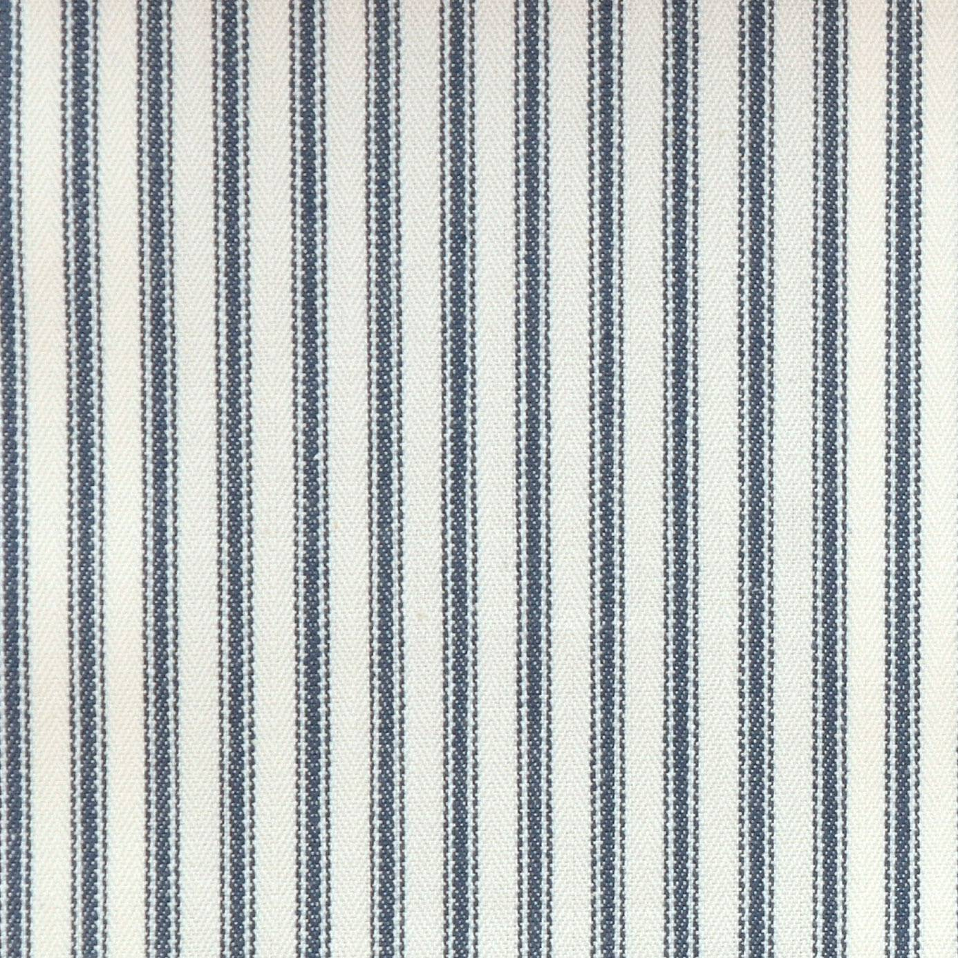 sutton fabric navy f0420 04 clarke clarke ticking