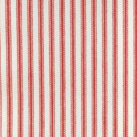 Sutton Fabric - Red