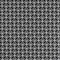 BW1009 Fabric - Black/White