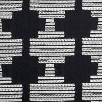 BW1010 Fabric - Black/White