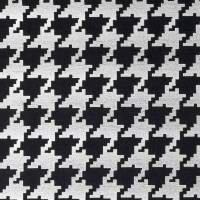 BW1011 Fabric - Black/White