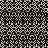 BW1014 Fabric - Black/White