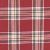 Glenmore Fabric - Red