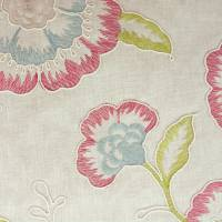 Richmond Fabric - Raspberry/Duckegg