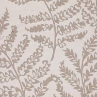Wild Fern Fabric - Natural