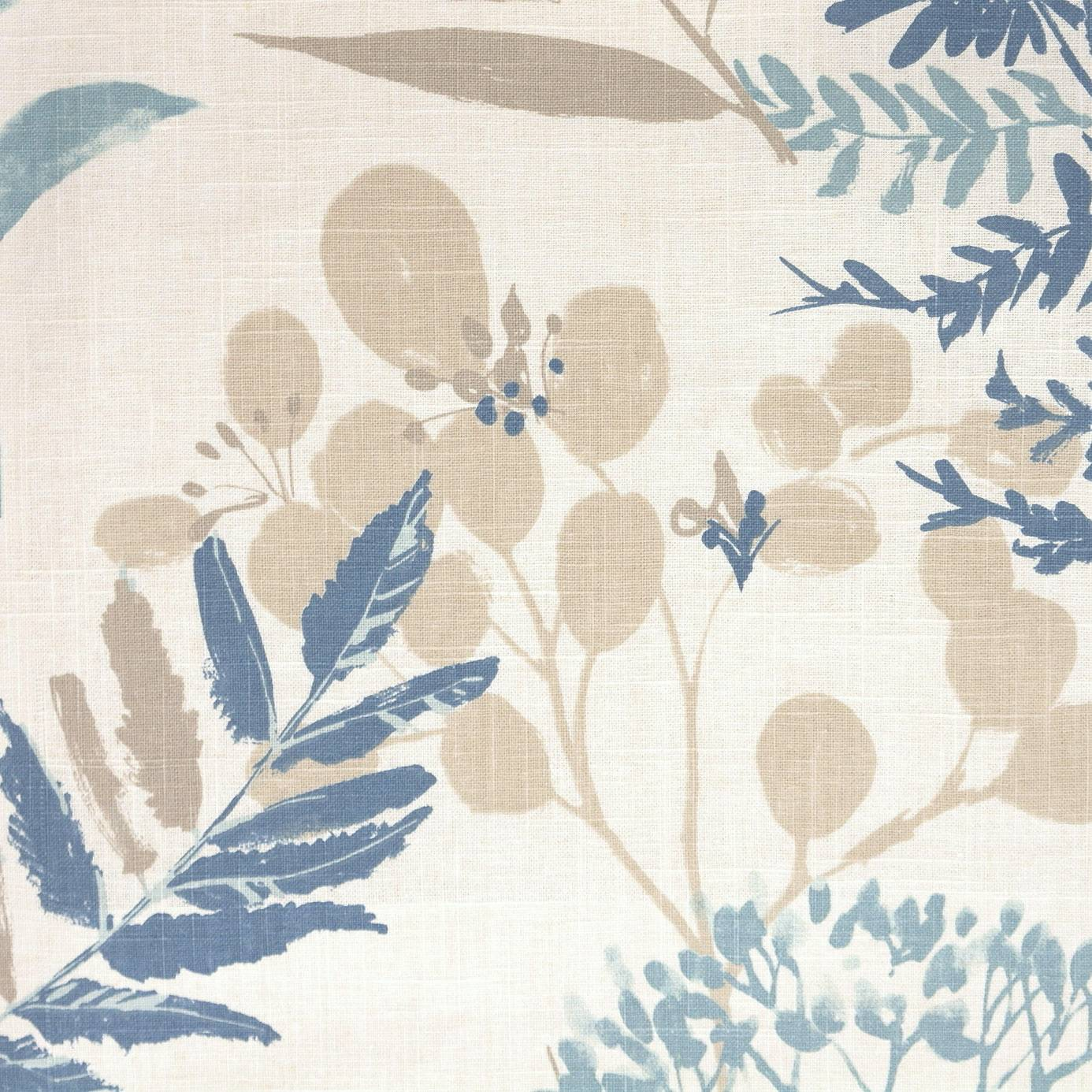 Curtains in woodland fabric mineral f0497 04 clarke clarke wild garden fabrics collection for Woodlands fabric and interiors