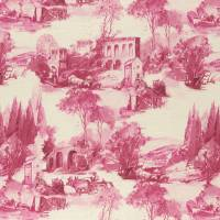 Anastacia Fabric - Raspberry